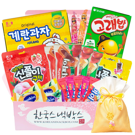 Lotus Lantern Festival Korean Snack Box - April