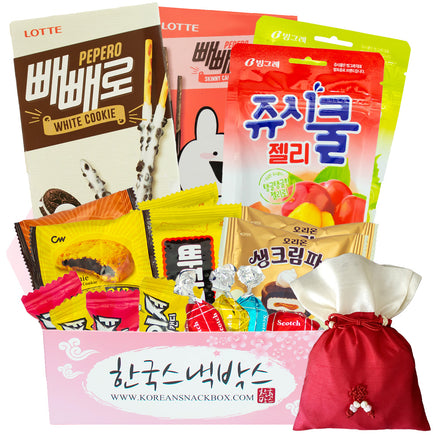 Pepero Day 11/11 Korean Snack Box - November