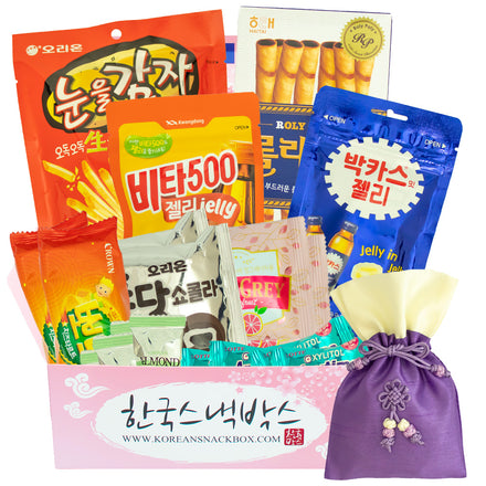 Hwaiting! Korean Snack Box - October