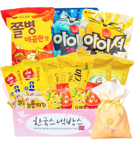 Korean Snack Box September 2019 K-snacks Korean Snack Subscription Box