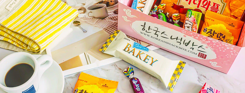 Korean Snack Box - Join our affiliate program