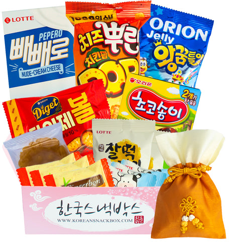 Korean Snack Box January 2021