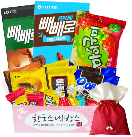 Pepero Day 11/11 Korean Snack Box November 2020