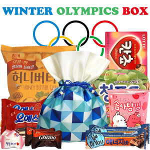 Winter Olympics Box