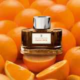 Graf von Faber-Castell, Tintenglas, Burned Orange, 75ml