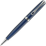 Diplomat, Bleistift, Excellence A2, Midnight Blue, Chrom