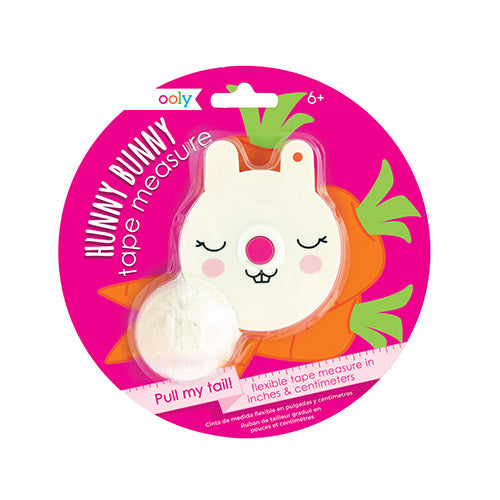 ooly hunny bunny tape measure