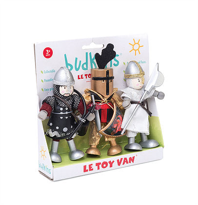 LTV Knights Triple Pack