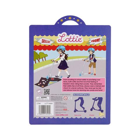 Scooter Accessory Set Lottie