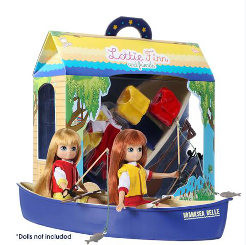 Canoe Adventure Playset Lottie
