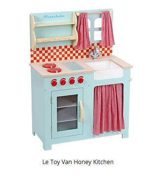 LTV Honeybake Large Honey Kitchen