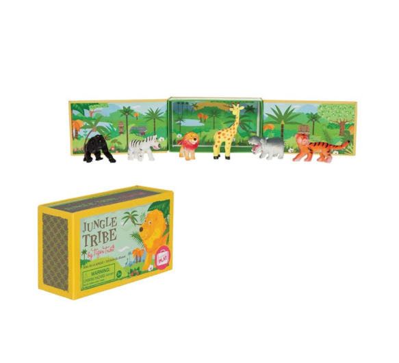 Tiger Tribe JUNGLE TRIBE Playset