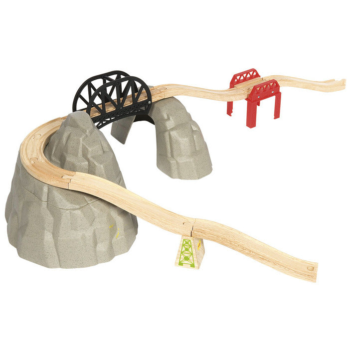 BigJigs Rail Rocky Mountain Expansion Set