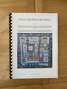 No Place Like Home Whole Quilt Pattern