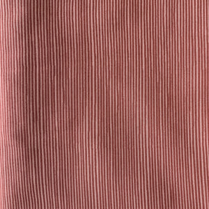 "Sale Fabric 43: Red & Pink Stripe 4m x 45"" approx"