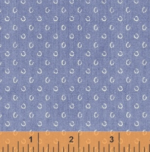 Atlas 42299-1 Blue Fabric