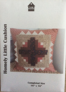Pattern for Homely Little Cushion