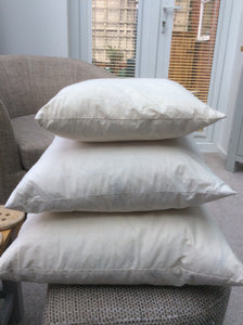 Feather Cushion Pads