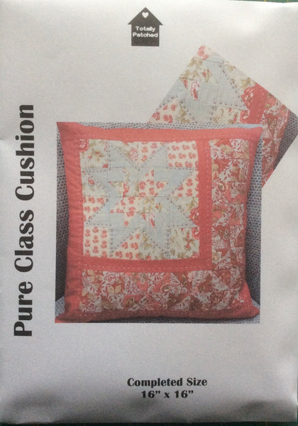 Pure Class Cushion Pattern