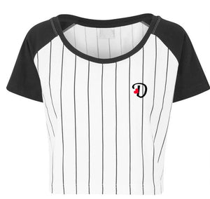 Dalia - Baseball Crop T-Shirt