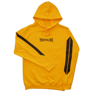 Arrow Hoodie - Yellow