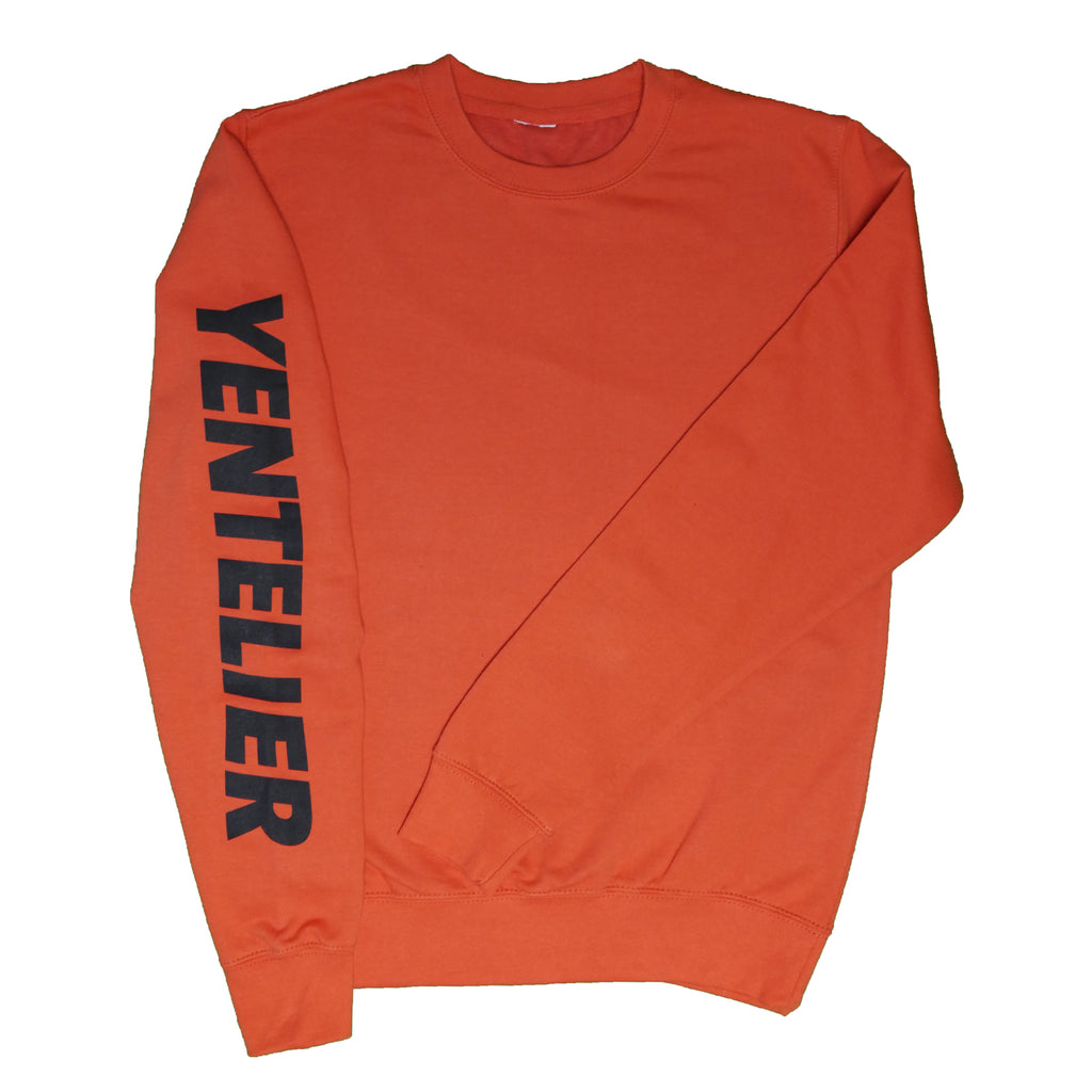 Sleeveprint - Orange