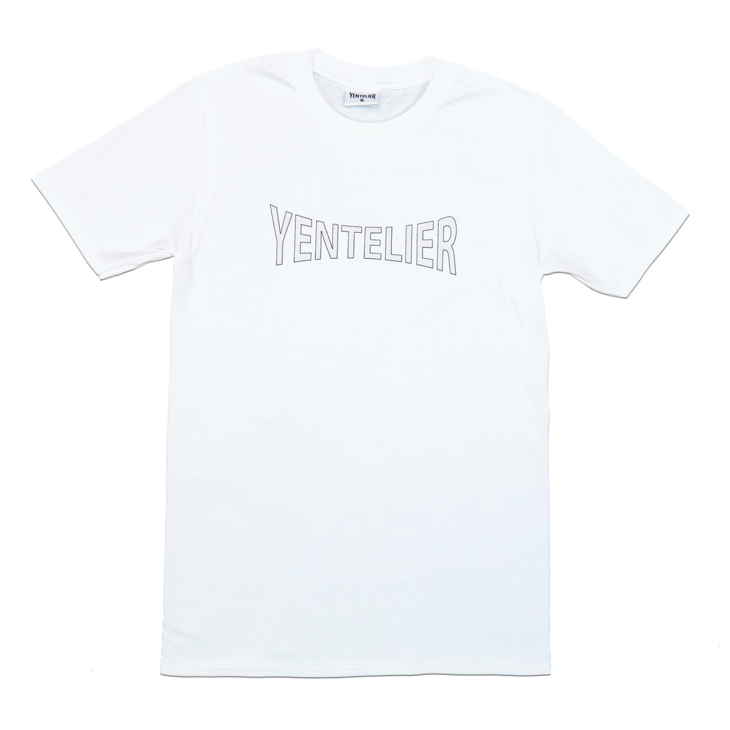 Yentelier Sunshine T-Shirt - White