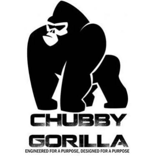 Authentic Chubby Gorilla V3 Empty Bottles