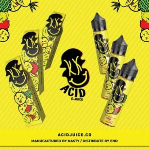 Acid by Nasty Juice Range - 60ml Ready To Vape - Juice Cartel