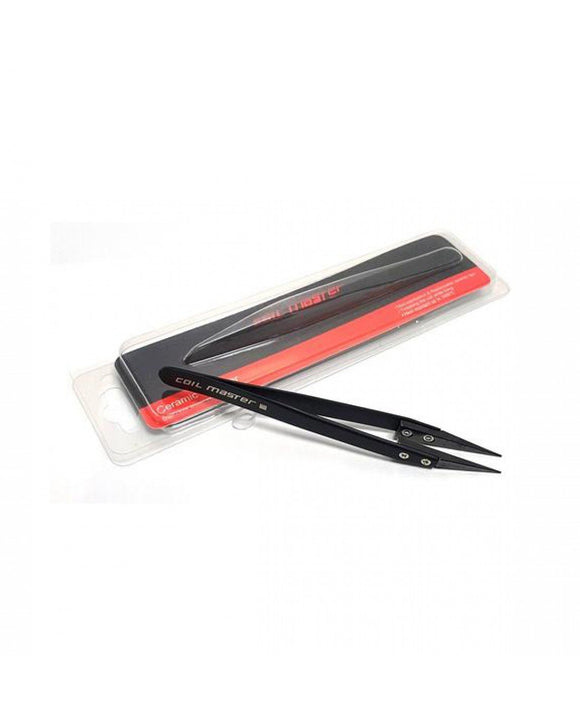 Coil Master Ceramic Tweezers - Juice Cartel