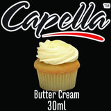 Capella Concentrate Range, Flavour Concentrates, Juice Cartel, Butter Cream 30ml