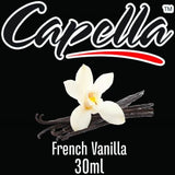 Capella Concentrate Range, Flavour Concentrates, Juice Cartel, French Vanilla 30ml