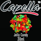 Capella Concentrate Range, Flavour Concentrates, Juice Cartel, Jelly Candy 30ml