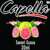 Capella Concentrate Range, Flavour Concentrates, Juice Cartel, Sweet Guava 30ml