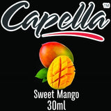 Capella Concentrate Range, Flavour Concentrates, Juice Cartel, Sweet Mango 30ml