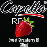 Capella Concentrate Range, Flavour Concentrates, Juice Cartel, Sweet Strawberry RF 30ml