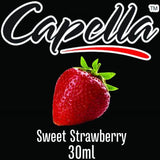 Capella Concentrate Range, Flavour Concentrates, Juice Cartel, Sweet Strawberry 30ml