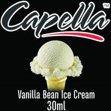 Capella Concentrate Range, Flavour Concentrates, Juice Cartel, Vanilla Bean Ice Cream 30ml