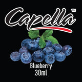 Capella Concentrate Range, Flavour Concentrates, Juice Cartel, Blueberry 30ml