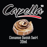 Capella Concentrate Range, Flavour Concentrates, Juice Cartel, Cinnamon Danish Swirl 30ml