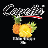 Capella Concentrate Range, Flavour Concentrates, Juice Cartel, Golden Pineapple 30ml