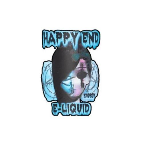 Happy End Range - Ready To Vape 100ml - Juice Cartel