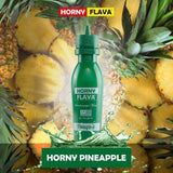 Horny Flava Range - 65ml Ready To Vape, Malaysian E-Liquids, Juice Cartel, Pineapple