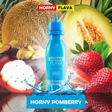 Horny Flava Range - 65ml Ready To Vape, Malaysian E-Liquids, Juice Cartel, Pomberry