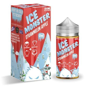 Ice Monster Range - 100ml Ready To Vape - Juice Cartel