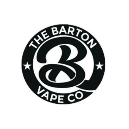 The Barton Vape Co Range - Ready To Vape - Juice Cartel