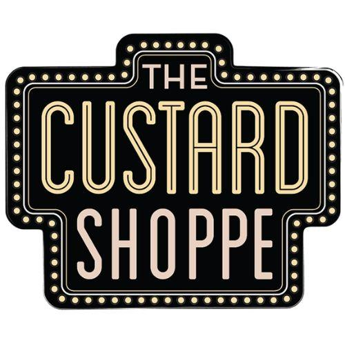 The Custard Shoppe Range - 100ml Ready To Vape - Juice Cartel