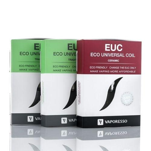 Vaporesso EUC Replacement Coils - 5 Pack - Juice Cartel
