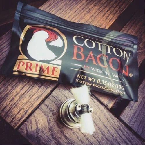 Wick 'n' Vape Cotton Bacon Prime - Juice Cartel