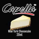Capella Concentrate Range, Flavour Concentrates, Juice Cartel, New York Cheesecake 30ml
